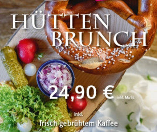 Hütten Brunch